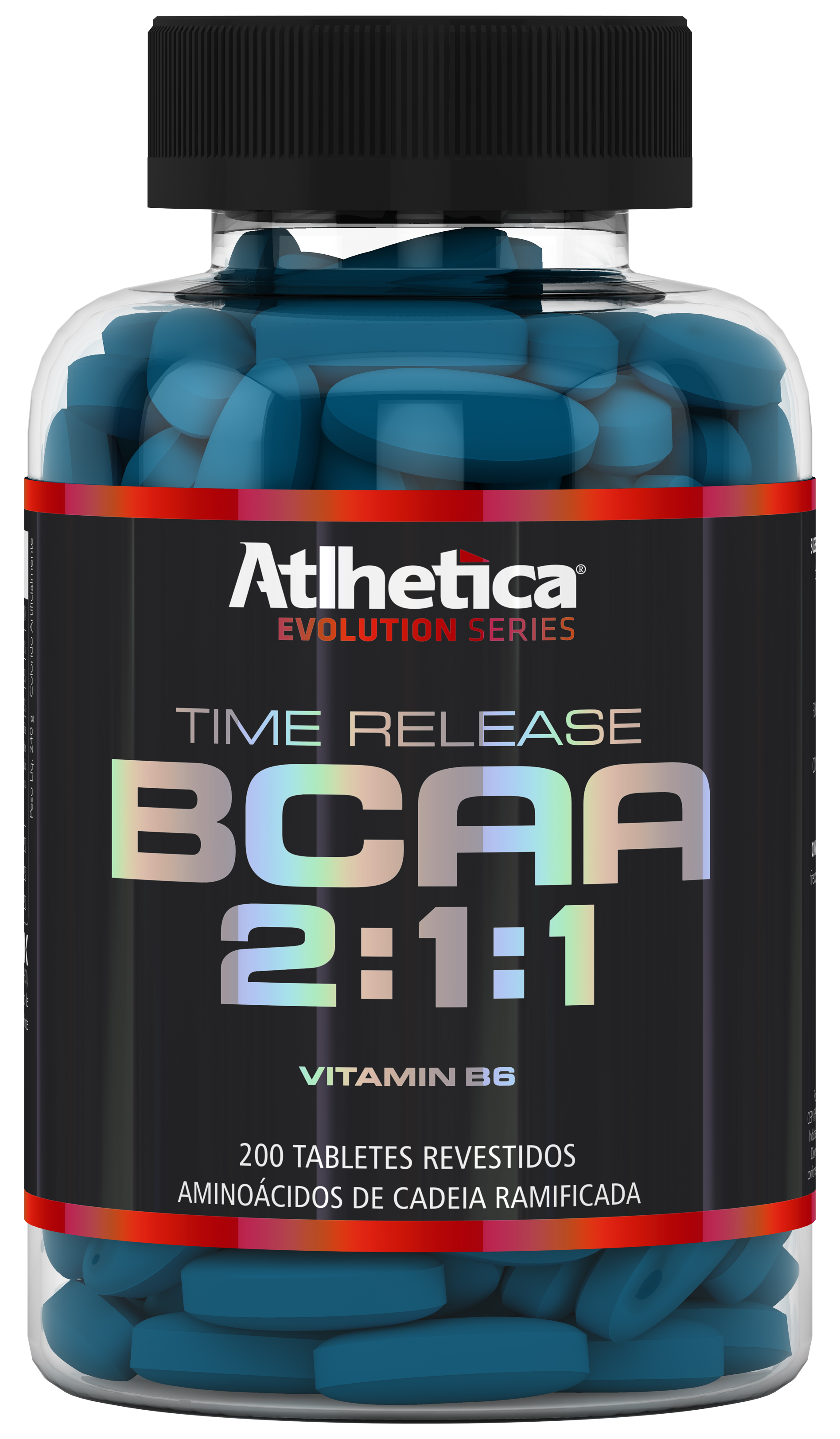 BCAA 2:1:1 Time Release 200 Tabs